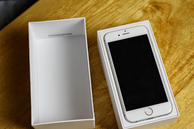 iphone 6 open box