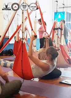 Yoga, argentina, profesorado, aero yoga