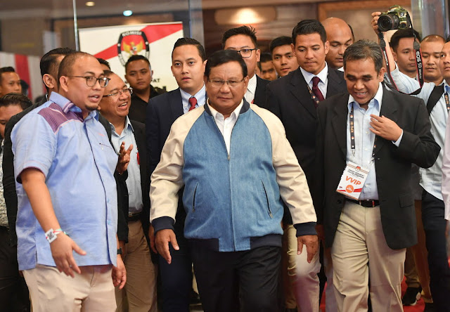 Prabowo, Uber Alles, Indonesian First