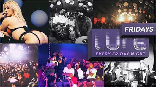 Lure Fridays Hollywood 2017 February 24th