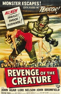 Watch Revenge of the Creature Online Free in HD