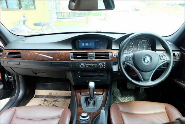 Interior BMW E90 Facelift (LCI)