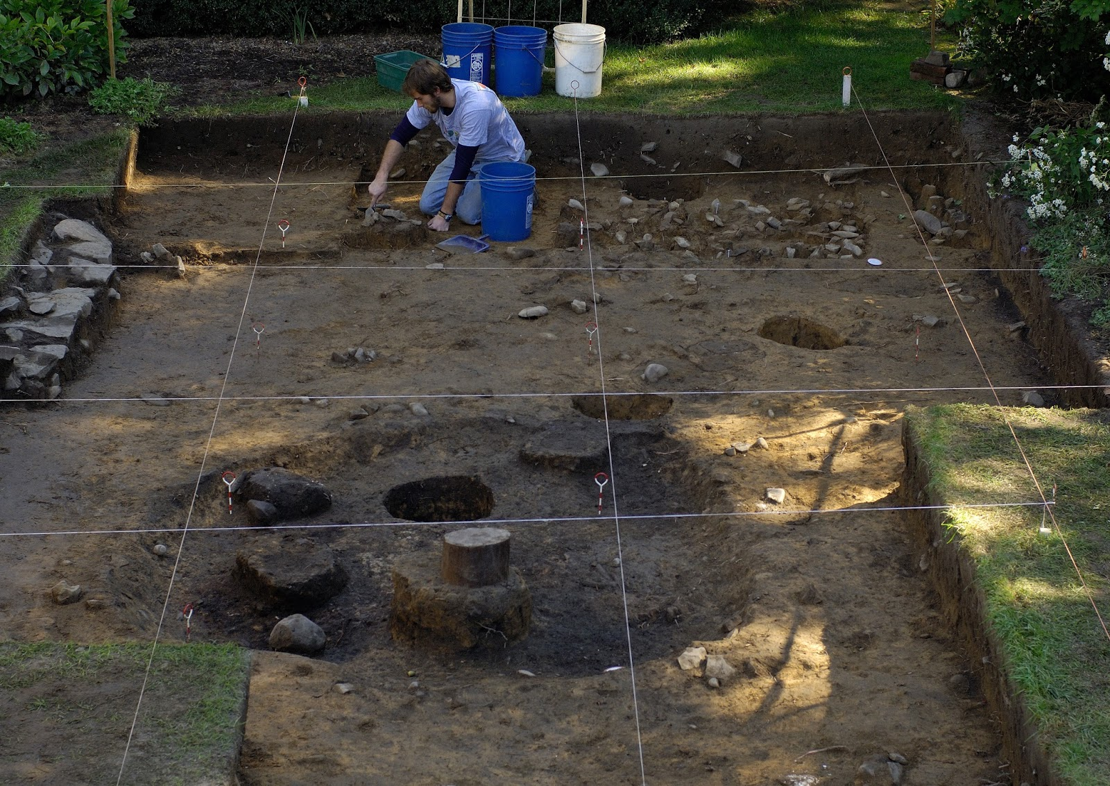 Archaeology dissertation