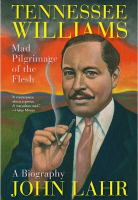 Tennessee Williams by John Lahr - book cover