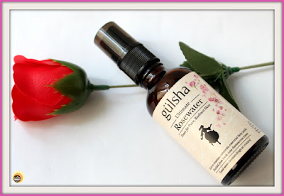 Gulsha Ultimate Rosewater || Toner For Pure, Radiant Skin & All Skin Types