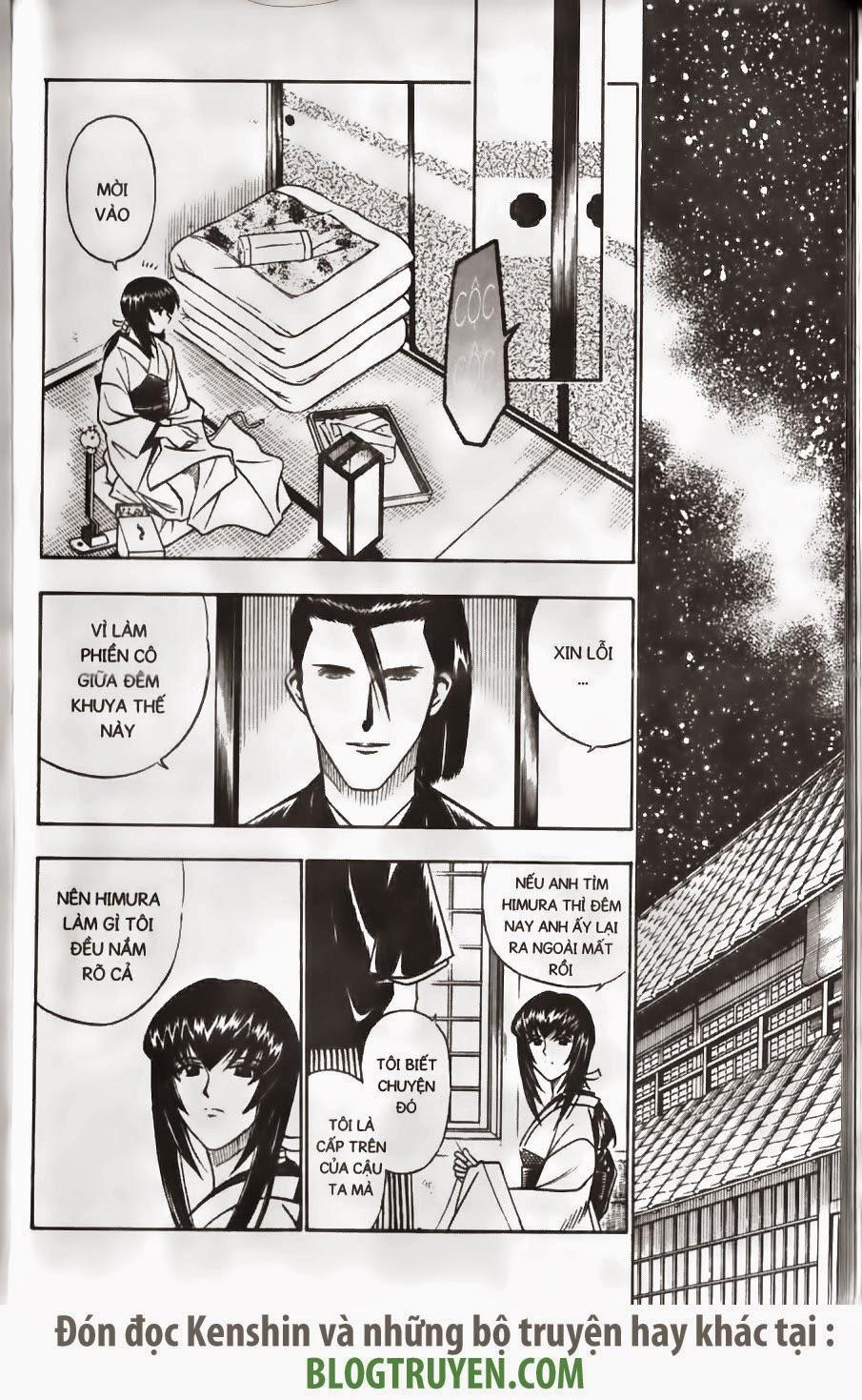 Rurouni Kenshin chap 169 trang 9