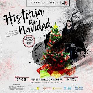 HISTORIA DE NAVIDAD | Teatro Libre 2
