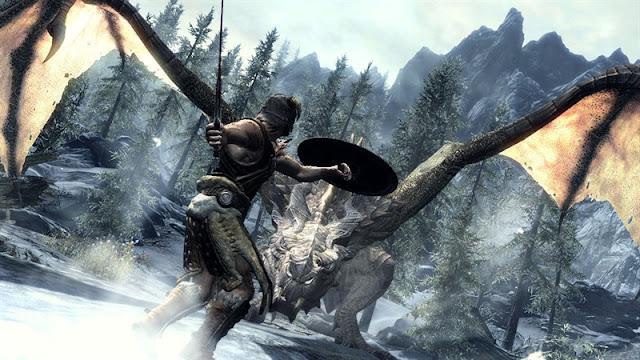 The Elder Scrolls V Skyrim Legendary Edition Photo