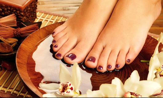 Get the perfect at-home pedicure with tips from beauty expert, Skyy Hadley