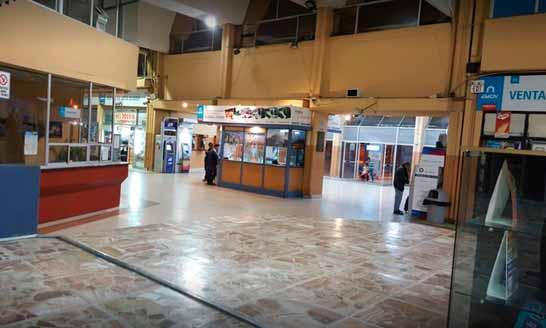 Horario completo Salida Bus Cuenca a Quito