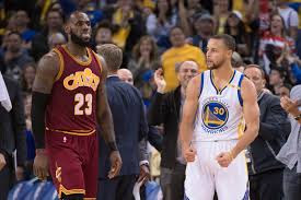 NBA FINALS CLEVELAND CAVALIERS VS GOLDEN STATE WARRIORS