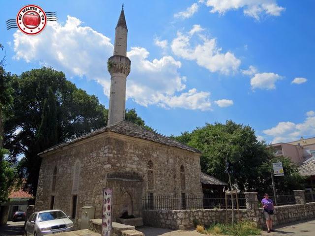 Mezquita Roznamedzi Ibrahim Efendi, Mostar, Bosnia y Herzegovina