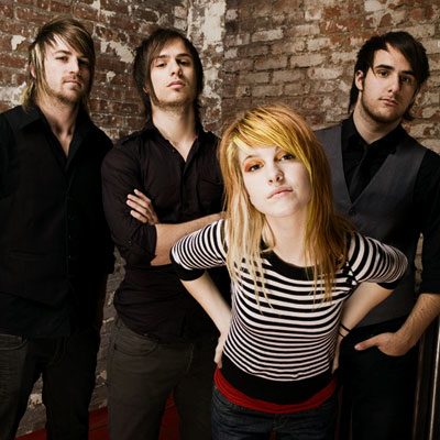 Geovandhy: Paramore