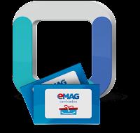 Castiga 2 Carduri Cadou eMAG in valoare de 600 lei