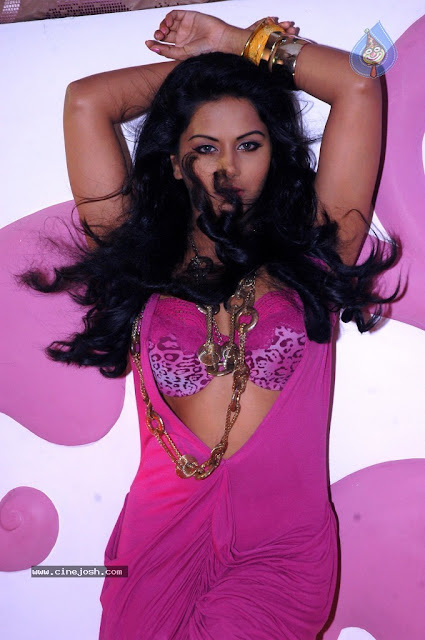 Rachana Mourya Bra show Hot photos