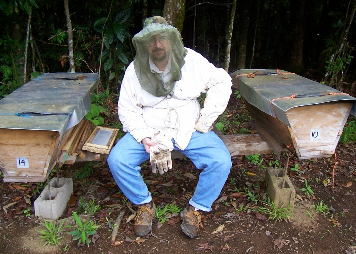 Musings on Beekeeping: Me, the Beekeeper