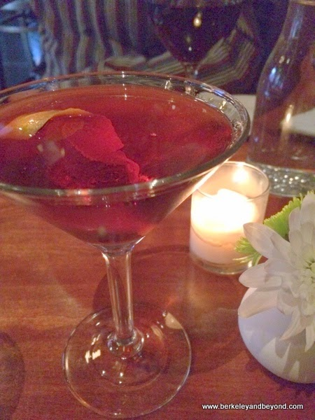 Boulevardier cocktail at The Growlers' Arms in Oakland, California