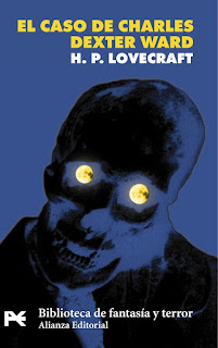 El caso de Charles Dexter Ward / H.P. Lovecraft