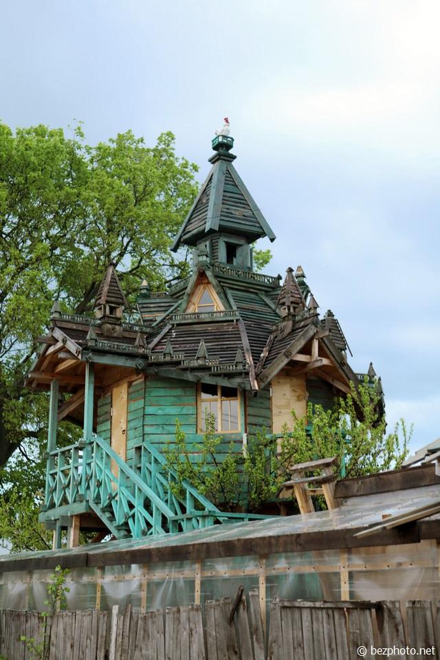 переславль залесский деревянные дома