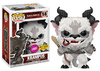 Funko Pop! Krampus Hot Topic CHASE