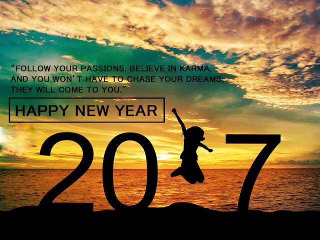 Happy New Year 2017 WhatsApp & Facebook Status