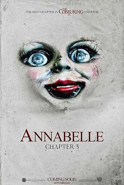 لعشاق الـ horror.. إليك أقوى أفلام الرعب المرتقبة في سنة 2019 فيلم annabelle chapter 3