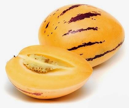 Resultado de imagen para propiedades del pepino dulce