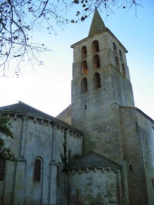 Saint Papoul, Aude, Pays Cathare, France, Ruta Càtara