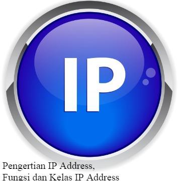 Ulasan artikel kali ini masih ada hubungannya dengan jaringan komputer yakni mengenai IP  Pengertian IP Address dan Fungsinya Lengkap