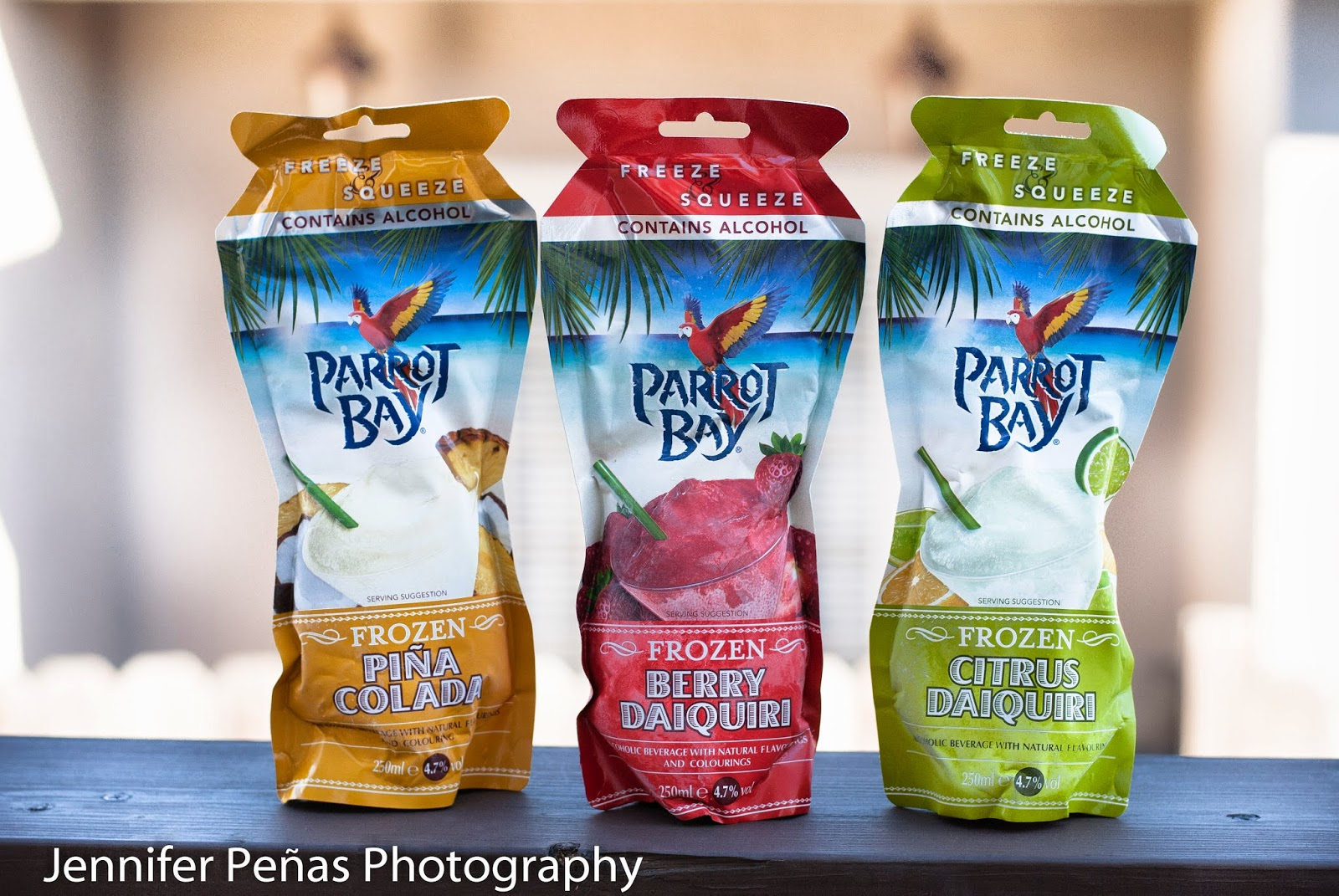 Parrot Bay - A Year of Cocktails