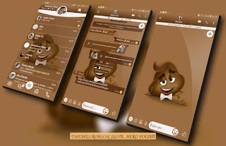Kaka Theme For Fouad WhatsApp & YOWhatsApp By Robson