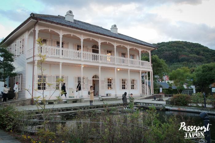 Résidence à Glover Garden, Nagasaki, Kyushu