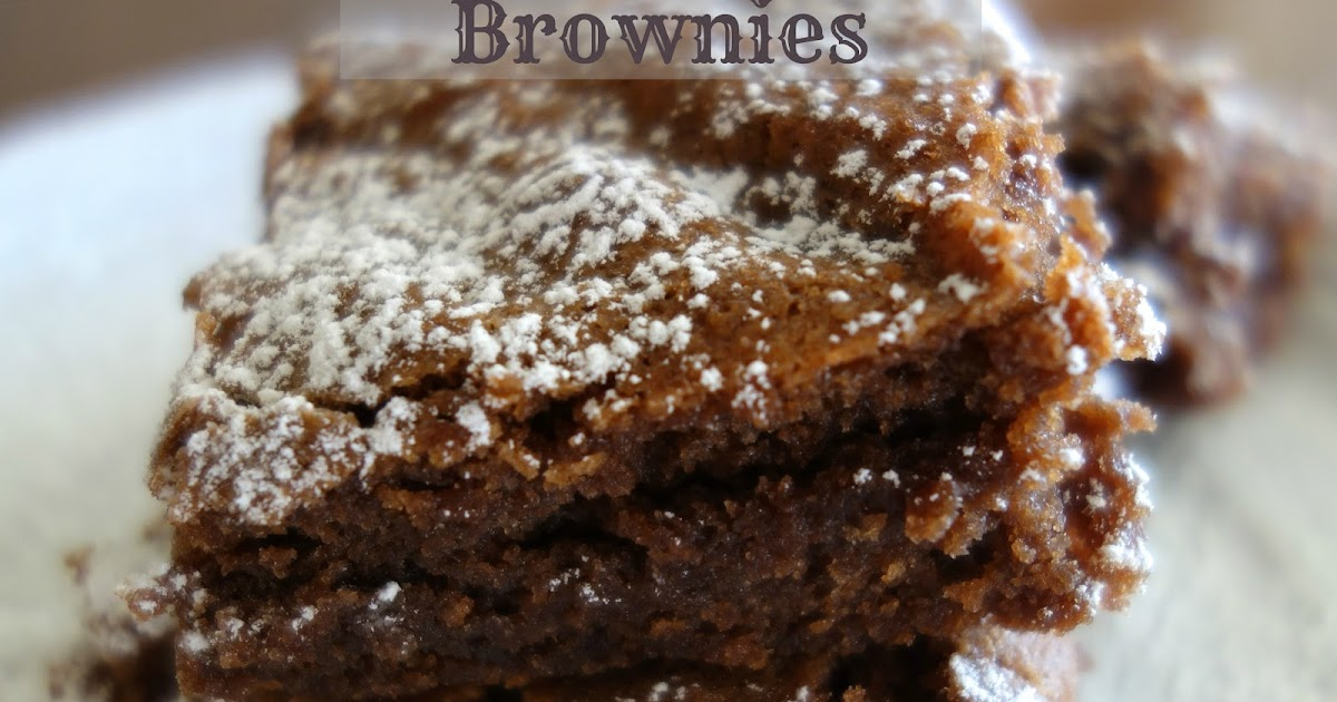 Blissful Roots Blue Ribbon Brownies