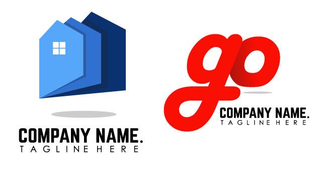Contoh logo minimalis