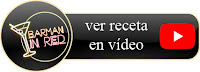 video licor casero de jamaica barman in red