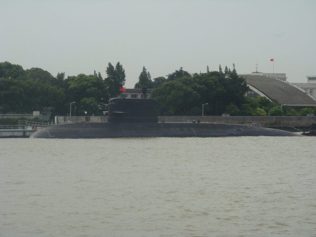 People's Liberation Army Navy's Type 041 Yuan Class (元級 ... |Type 041 Submarines