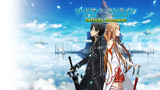 Sword Art Online Infinity Moment ISO PPSSPP [English Patched + DLC]