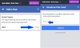 Cara Menghapus Akun Facebook Sendiri Lewat Hp Dengan Mudah