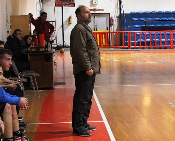 Συνεχίζει σε εφήβους και παίδες του ΠΚ Νεάπολης ο Τανταλίδης- Και του χρόνου Χατζόπουλος στο ανδρικό