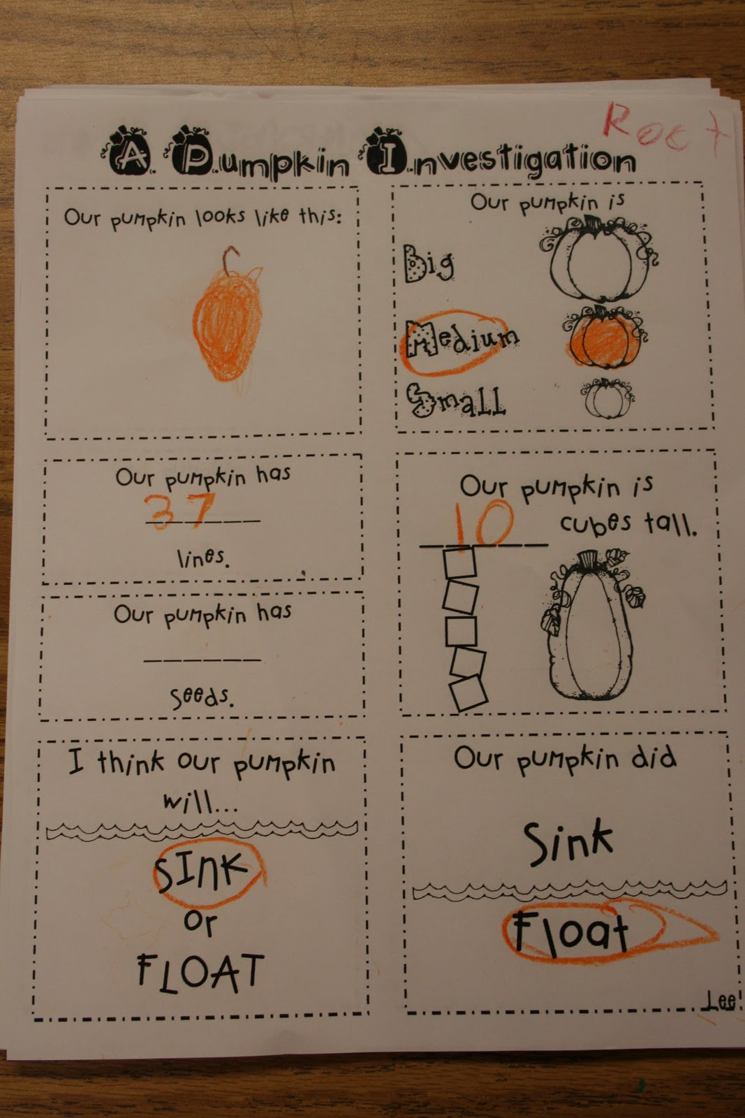 Blog Hoppin Fun Pumpkin Ideas