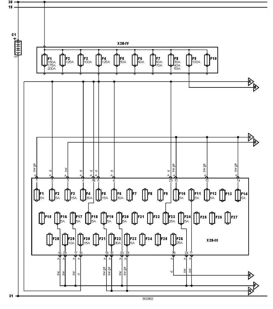 volkswagen transporter wiring diagram [ 941 x 1064 Pixel ]