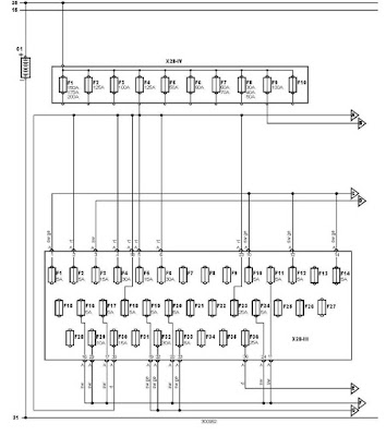 wiring diagrams carspower distribution engine fuse box volkswagen  transporter 2 5tdi(04 )