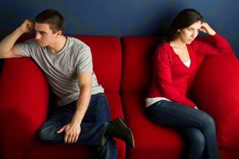 Beberapa alasan mengapa pria bosan kepada pasangannya