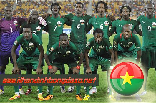 Burkina Faso vs Cape Verde www.nhandinhbongdaso.net