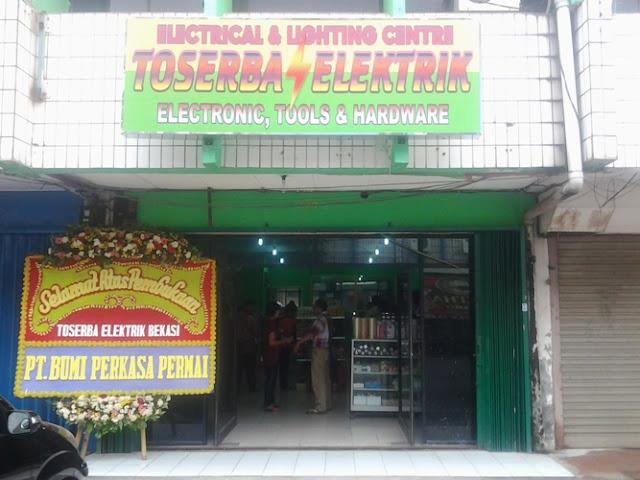Telah Dibuka Minimarket dan Master Franchise Toserba Elektrik di Sumenep Madura