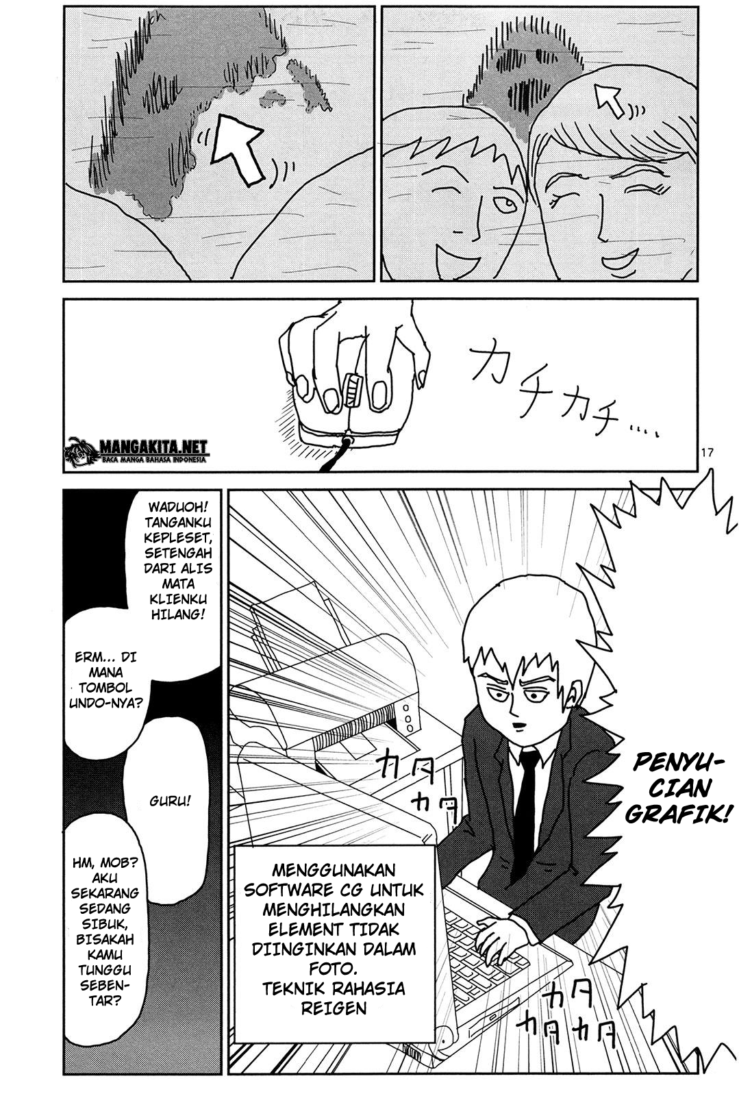 Mob Psycho 100 Chapter 09-16