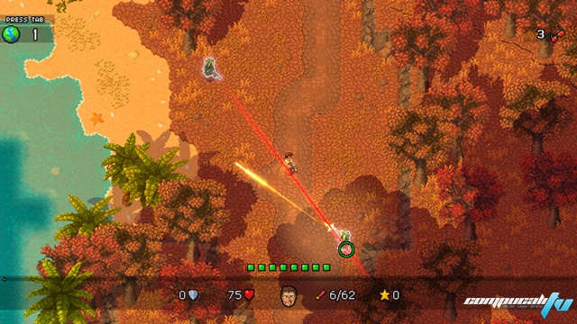 Serious Sam's Bogus Detour PC Full Español