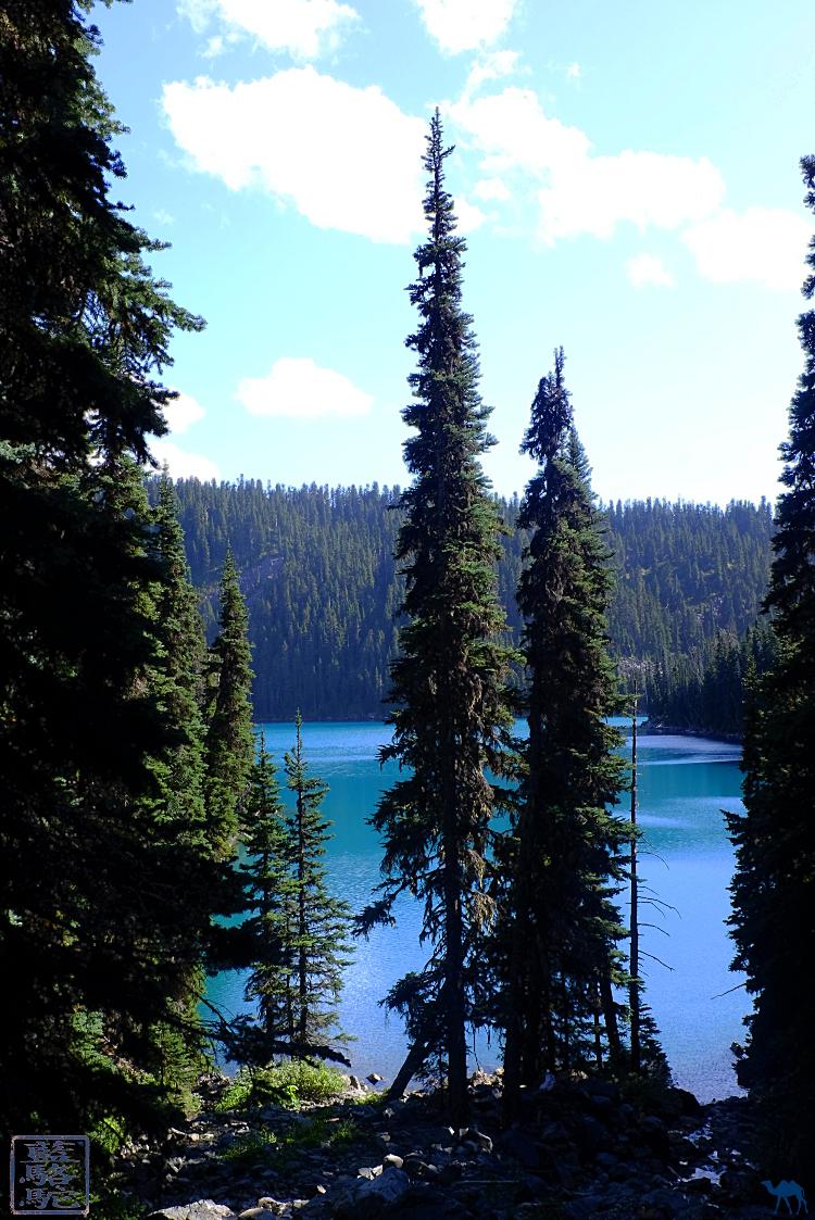 Le Chameau Bleu - Barrier Lake Garibaldi Provincial Park - BC Parks - Canada