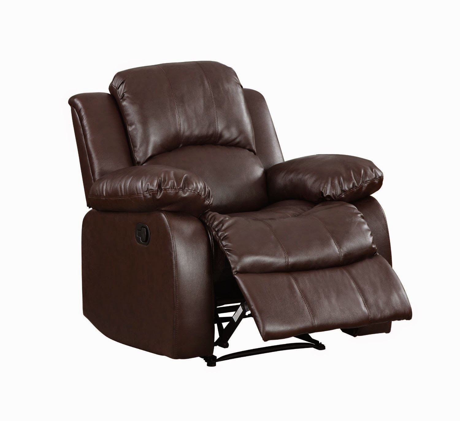 Best Leather Reclining Sofa Brands Reviews: Costco Leather ...