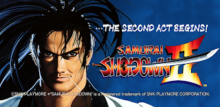 Samurai Shodown II v.1.2 Full Apk + Data Game Android